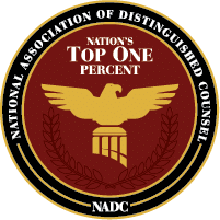 NADC Nation's Top One Percent