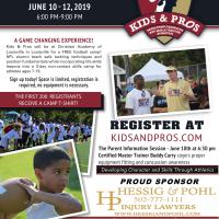 Kids & Pros Football Camp